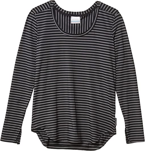 Black Medium Stripe