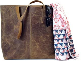 df7c693eb13a Amazon.com  Brown - Totes   Handbags   Shoulder Bags  Handmade Products