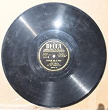 Luis Jordan and his tympany five : (Single Record from four record Album) Side 1- Knock Me A Kiss Side 2 - I'm Gonna Move to the OUtskirts of Town