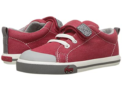 See Kai Run Kids Stevie II (Toddler/Little Kid) (Red/Gray) Boy