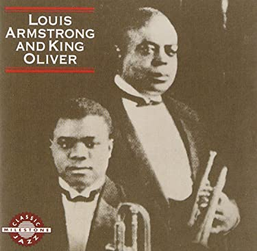 Louis Armstrong with King Oliver