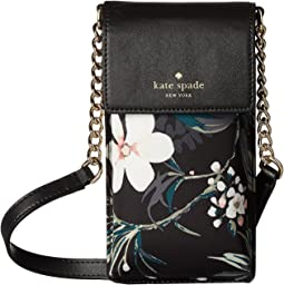 Kate Spade New York - Botanical North/South Crossbody Phone Case