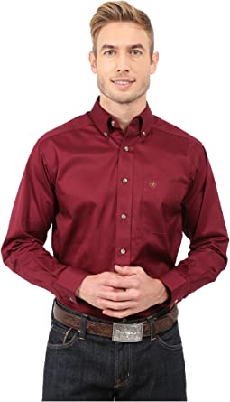 Solid Twill Shirt