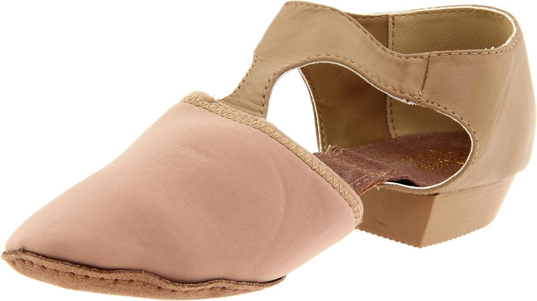 Dance Class Women's TS201 T-Strap Jazz shoes