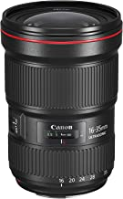 Canon EF 16–35mm f/2.8L III USM Lens, Black (0573C002)