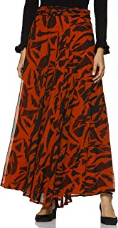 Styleville.in Polyester a-line Skirt