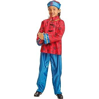 My Other Me - Disfraz de Chino, talla 1-2 años (Viving Costumes ...