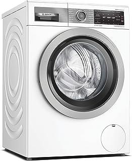 Bosch WAV28G40 HomeProfessional Waschmaschine Frontlader / B / 57 kWh/100 Waschzyklen / 1400 UpM / 9 kg / Weiß / 4D Wash System / Fleckenautomatik Plus / Home Connect