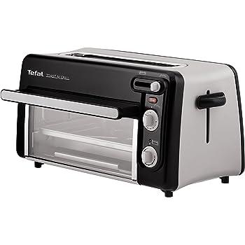 Moulinex Toast & Grill TL6008 - Tostador y horno, 2 en 1