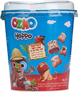Solen Ozmo Hoppo Biscuits With Choco Cream, 90 gm