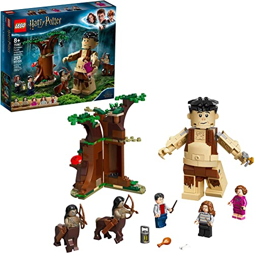 discount LEGO Harry Potter Forbidden Forest: Umbridge's Encounter popular 75967 Magical Forbidden Forest Toy from lowest Harry Potter and The Order of The Phoenix (253 Pieces) outlet online sale