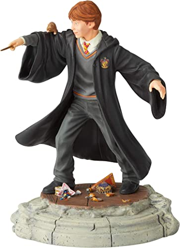 ENESCO Wizarding World of Harry Potter Ron Weasley Year One Figurine 7.5  MultiFarbe