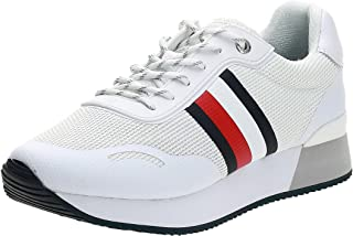 Tommy Hilfiger TOMMY MESH CITY SNEAKER Women's Shoes