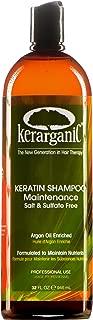 ORGANIC KERATIN TREATMENT - SALT & SULFATE FREE SHAMPOO - 32oz by KERARGANIC