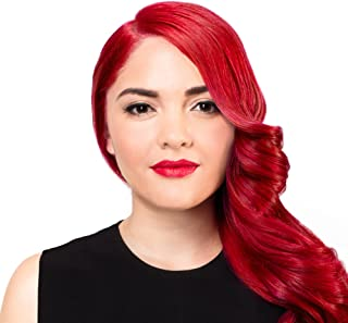 Sparks Long Lasting Bright Hair Color, Red Velvet, 3 Ounce