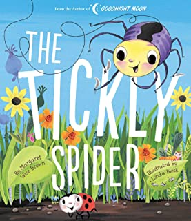 Tickly Spider (Margaret Wise Brown Classics)