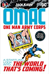 OMAC (1974-1975): One Man Army Corps by Jack Kirby Kindle Edition
