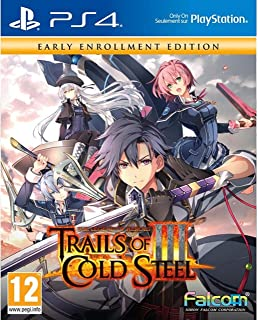 The Legend of Heroes: Trails of Cold Steel III Early Enrollment Edition (PS4)