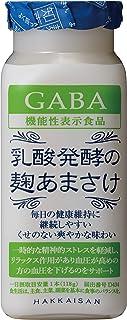 【冷蔵】八海山 乳酸発酵の麹あまさけGABA [ ノンアルコール 118gx40本 ]