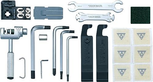 Topeak Survival Gear Box Cyclisme Vélo Cycle Trousse à outils avec clés de serrage