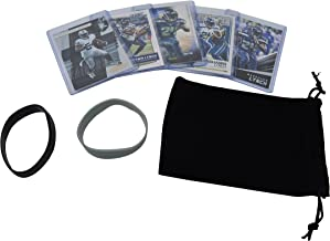 Marshawn Lynch Football Cards Assorted (5) Bundle - Oakland Raiders Trading Cards