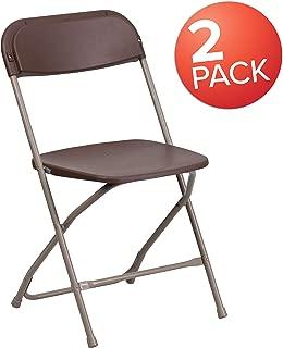 Flash Furniture 2 Pk. HERCULES Series 650 lb. Capacity...