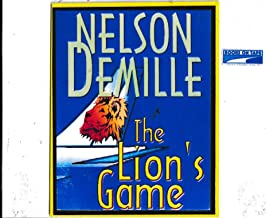 The Lion's Game by Nelson Demille Unabridged CD Audiobook (The Lion Series.... John Corey)