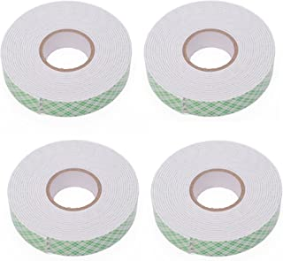Store2508® Double Side Foam Tape (20mm x 4 Metres) (Pack of 4)