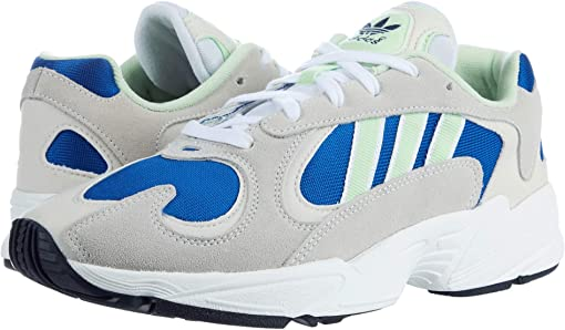 Footwear White/Glow Green/Collegiate Royal
