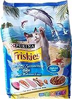طعام القطط الجاف بطعم سي فود سينسيشن من بورينا فريسكيز 3 كغم