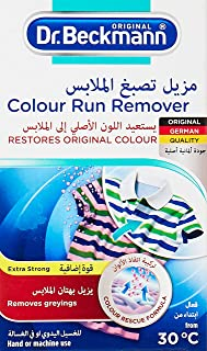 Dr. Beckmann Color Run Remover 2 x 75 gm