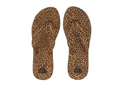 Reef Bliss Summer (Cheetah) Women