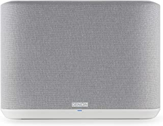 Denon Home 250 Multiroom Speakers, HiFi Speaker with HEOS Built-in, Wi-Fi, Bluetooth, USB, AirPlay 2, Hi-Res Audio, Alexa-...
