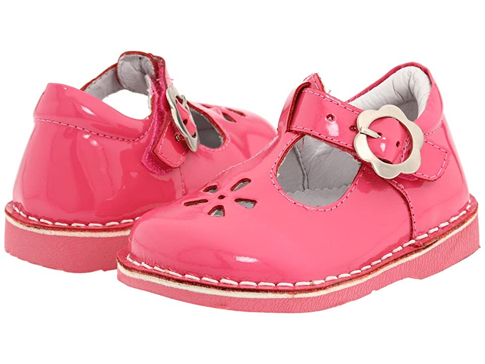 Kid Express Molly (Toddler/Little Kid/Big Kid) (Fuchsia Patent) Girls Shoes