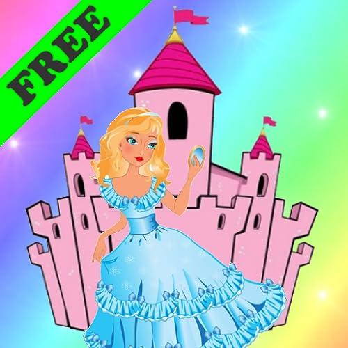 Libro para colorear: Princesa! GRATIS