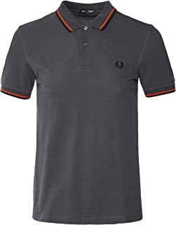 Fred Perry Men's Twin Tipped Shirts