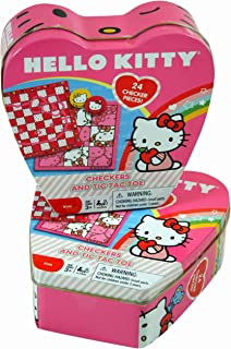 SANRIO Hello Kitty Checkers Board Games
