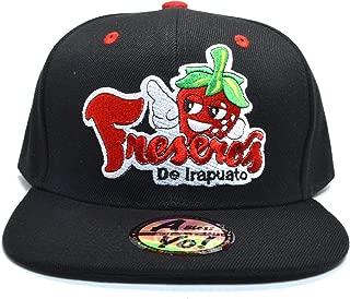 AblessYo Freseros de irapuato Mexico League Baseball Snapback Cap AYO1219