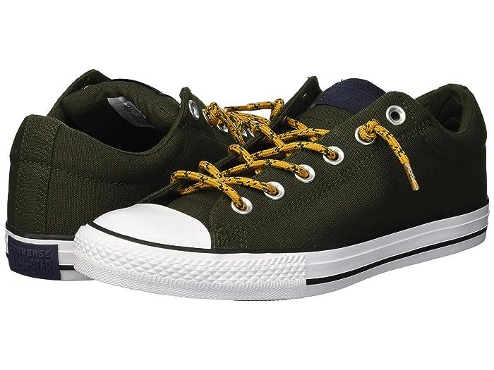 Converse Kids Chuck Taylor All Star Street Slip (Little