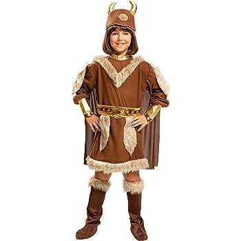 My Other Me Me-201132 Disfraz de vikinga para niña, 7-9 años ...
