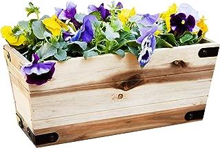 backyard planter box