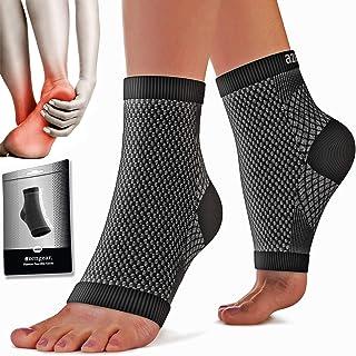 Plantar Fasciitis Socks for Men & Women - Ankle Brace - Compression Sleeves - 24/7 Arch Support Socks - Foot Compression S...