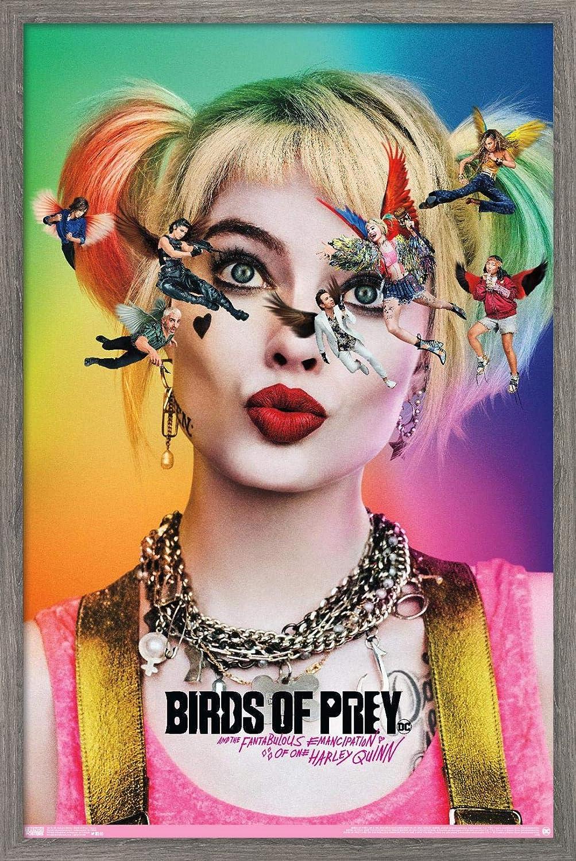 Trends International DC Comics Movie - of Teaser Birds Price reduction Wa Prey 5% OFF