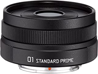 Pentax-01 Standard Prime for Pentax Q Mount #Color:Gray Black