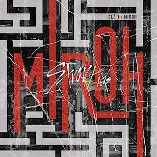 Stray Kids - Clé 1 : MIROH [Standard-Clé 1 ver.] 1CD+Photobook+3QR Photocard+Official Folded Poster+Extra Photocard