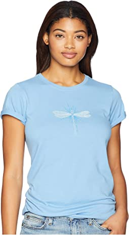 Radiant Dragonfly Crusher T-Shirt