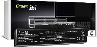 Green Cell PRO Serie AA-PB9NC6B AA-PB9NS6B Batería para Samsung R519 R522 R525 R530 R540 R580 R620 R719 R780 Ordenador (Las Celdas Originales Samsung SDI, 6 Celdas, 5200mAh, Negro)