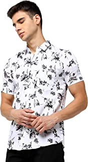 Maniac Men's Slim Fit Casual Shirt
