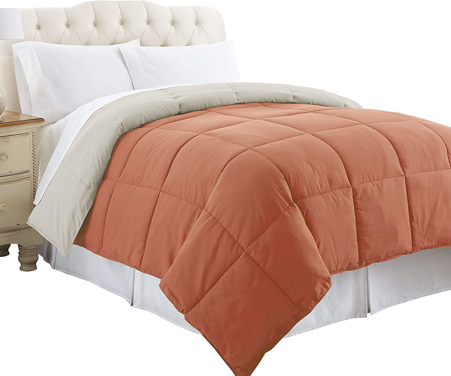 TUP THE URBAN PORT Genoa Queen Long Beach Mall Quilted Box Size Excellence Comfo Reversible