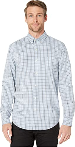 Carrasco Light Blue Plaid